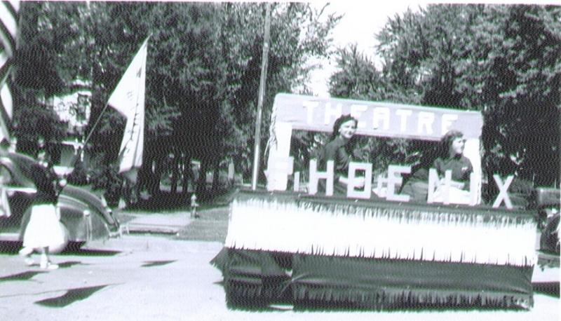 HooDoo Parade Float